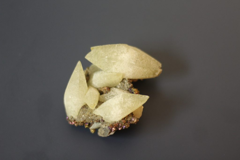 Dogstooth Calcite from Fletcher Lead Mine at the Springfield Rock Show 2019