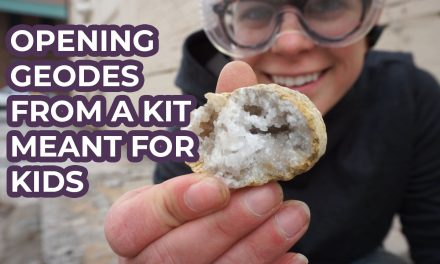 Dr. Cool Geode Kit Review