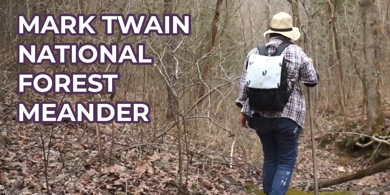 Mark Twain National Forest Fossil Hunt